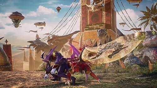 Marvel Vs Capcom: Infinite: Monster Hunter DLC (Spanish)