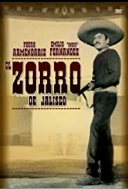 El Zorro de Jalisco Poster