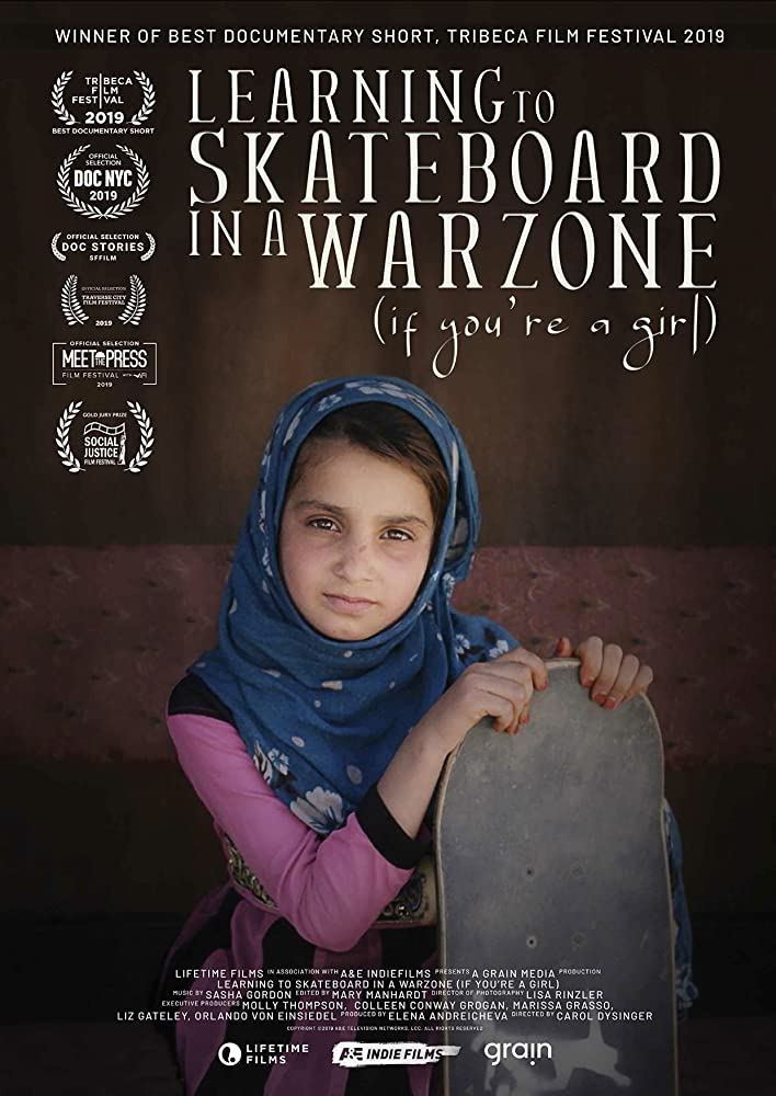Image result for learning to skateboard in a warzone (if you're a girl)""