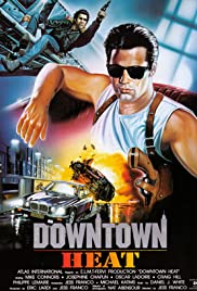 Downtown Heat Poster