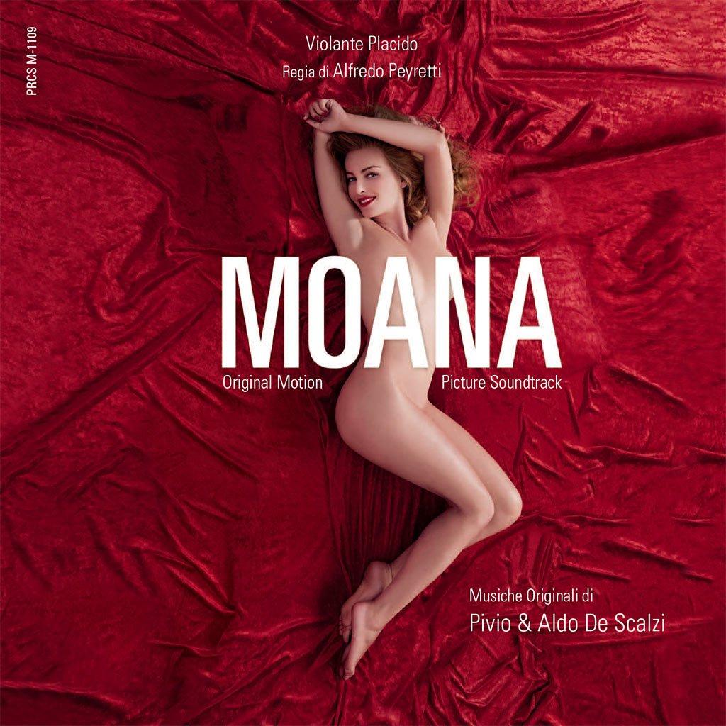 Violante Placido in Moana (2009)
