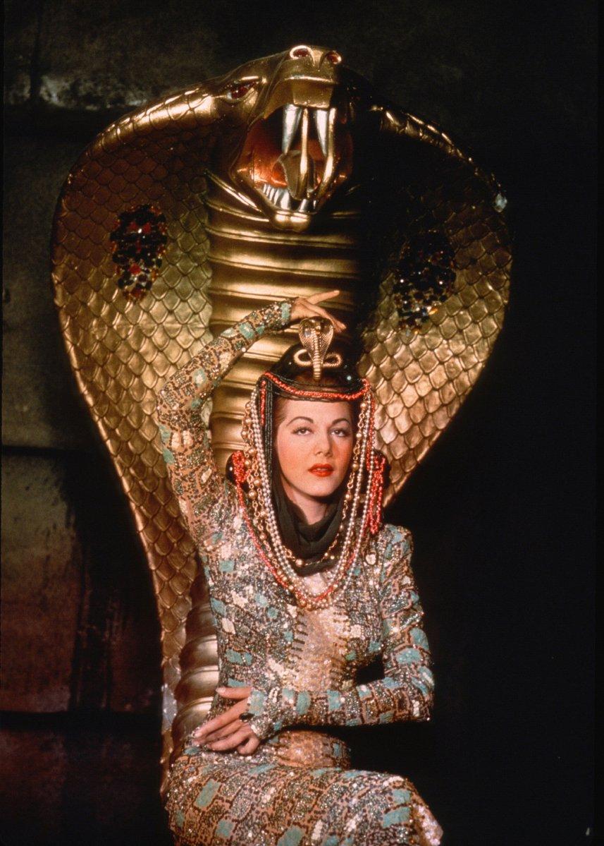 Maria Montez in Cobra Woman (1944)