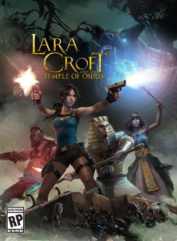 lara croft temple of light