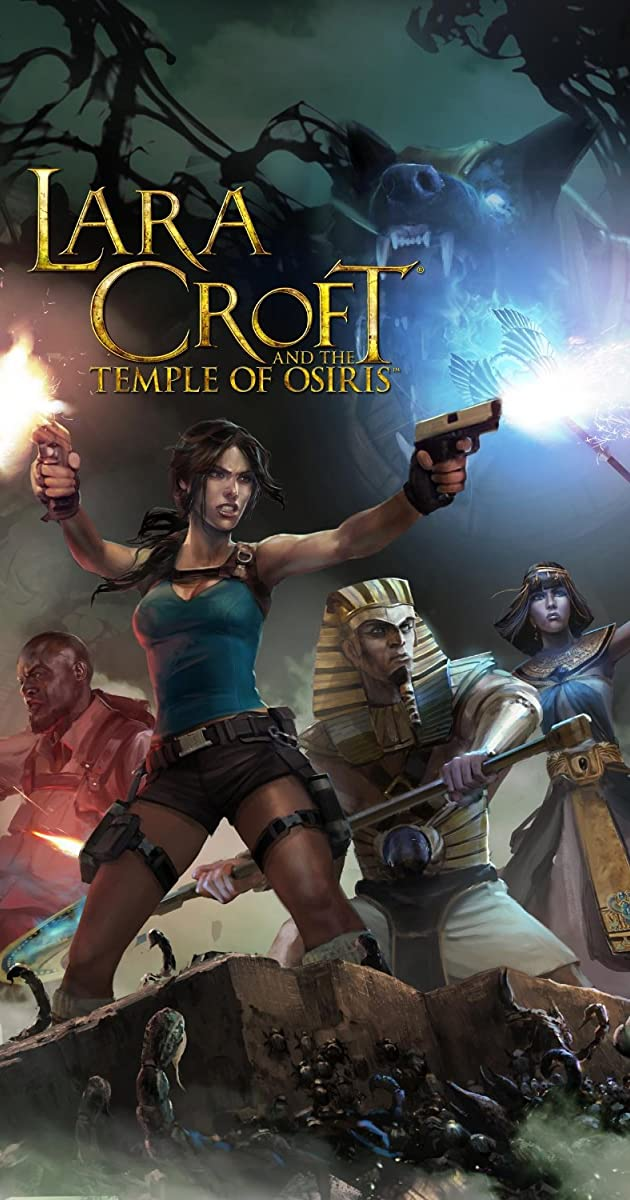 Lara Croft and the Temple of Osiris (Video Game 2014) - IMDb