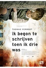 Thomas Verbogt: Ik Begon Te Schrijven Toen Ik Drie Was