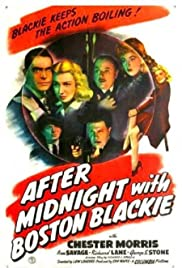 After Midnight with Boston Blackie (1943) Poster - Movie Forum, Cast, Reviews