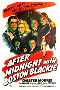 After Midnight with Boston Blackie Lew Landers