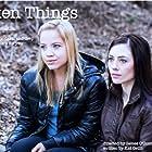 Adrienne Wilkinson and Shanna Henderson in Broken Things (2014)