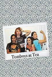 Tomboys at Tea Poster