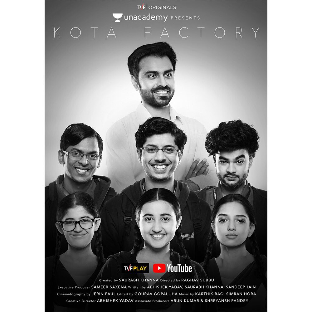 Image result for tvf kota factory poster