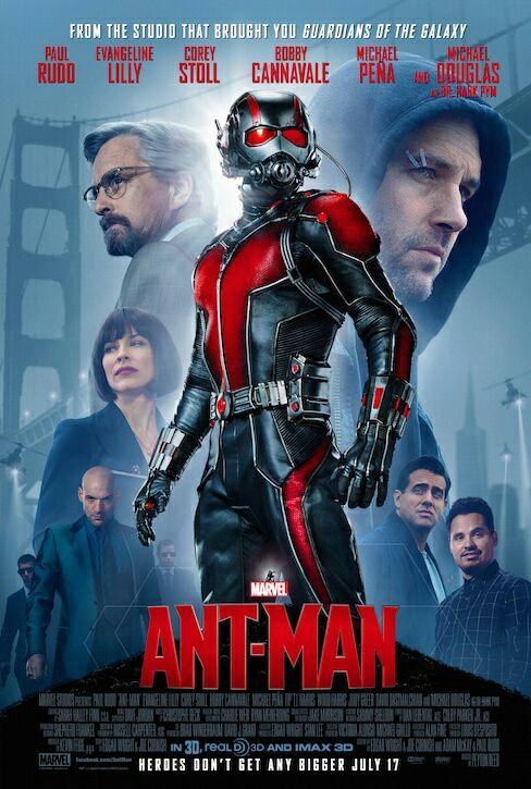 Ant Man (2015) Hindi Dubbed