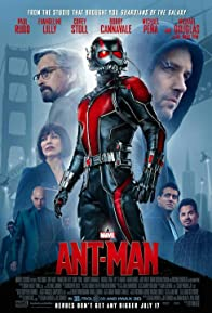 Primary photo for Ant Man