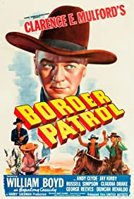 William Boyd in Border Patrol (1943)