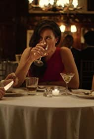 Mercedes Ruehl, Christian Campbell, and America Olivo in Good Business (2016)