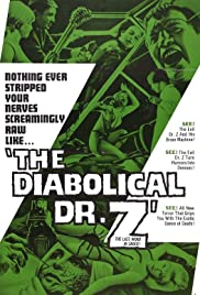 The Diabolical Dr. Z Poster