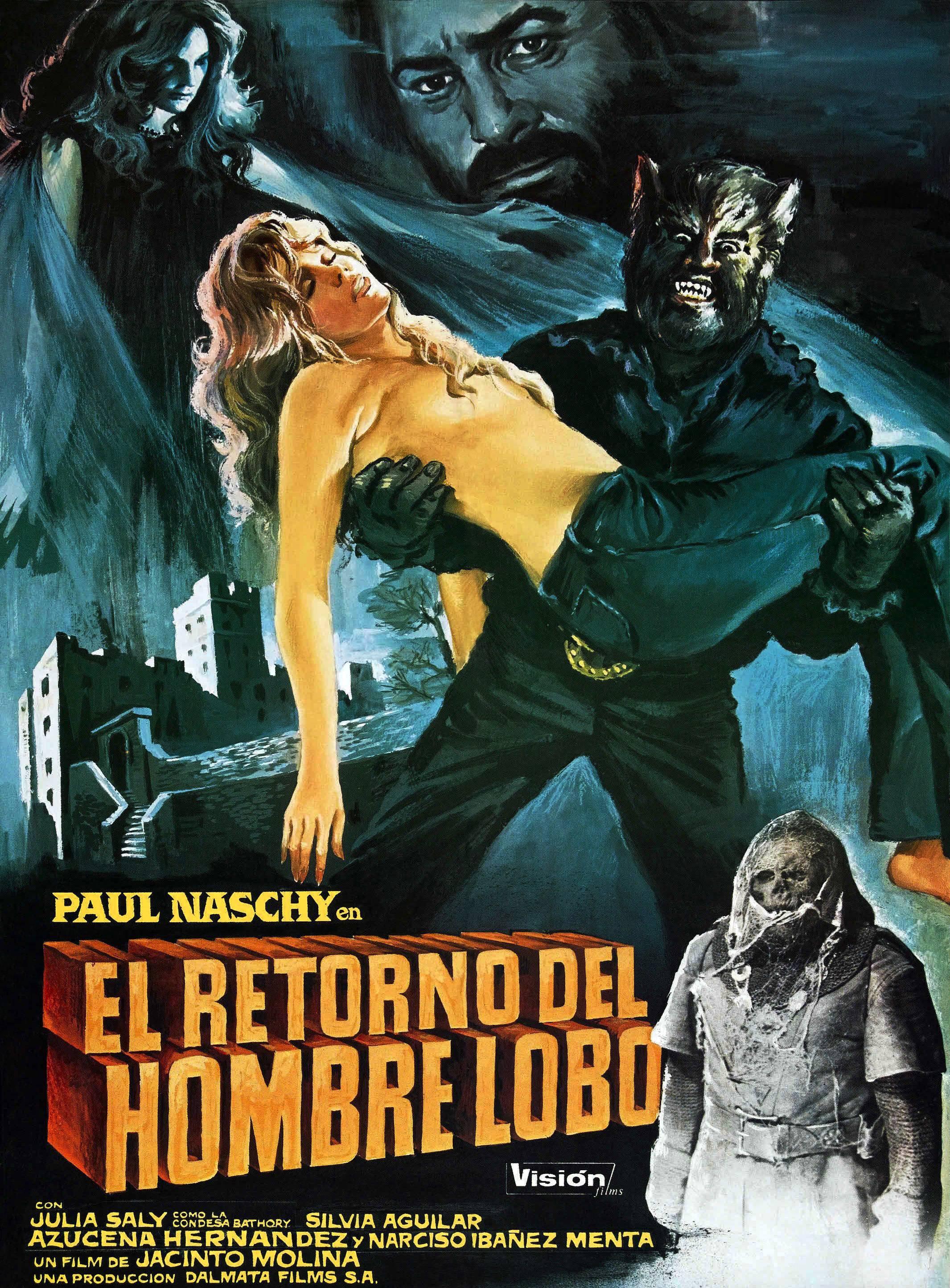 Night of the Werewolf (1981) -...