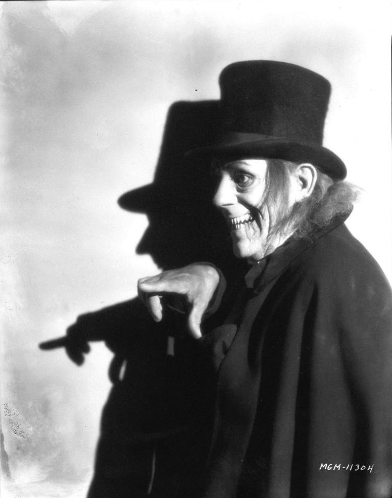 Lon Chaney in London After Midnight (1927)