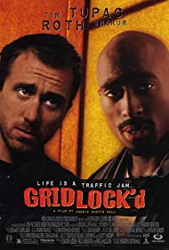 Tim Roth and Tupac Shakur in Gridlock'd (1997)