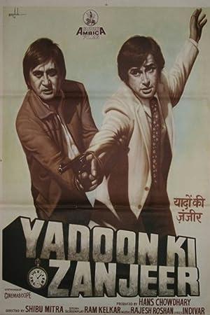 Yaadon Ki Zanjeer movie, song and  lyrics