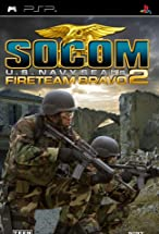 Primary image for SOCOM: U.S. Navy SEALs Fireteam Bravo 2