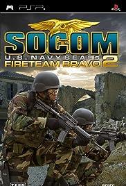 SOCOM: U.S. Navy SEALs Fireteam Bravo 2 Poster