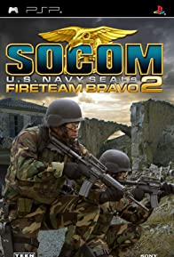 Primary photo for SOCOM: U.S. Navy SEALs Fireteam Bravo 2