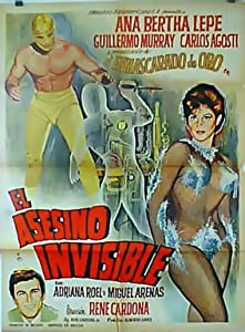 All movies website free download El asesino invisible by Federico Curiel [480x272]