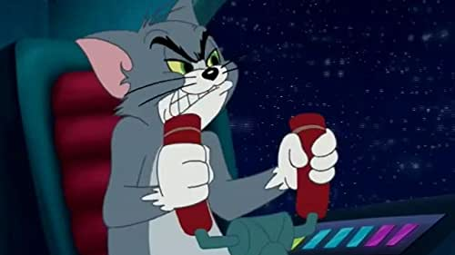 Tom And Jerry Around The World: Spaced Out Cat-Wrench