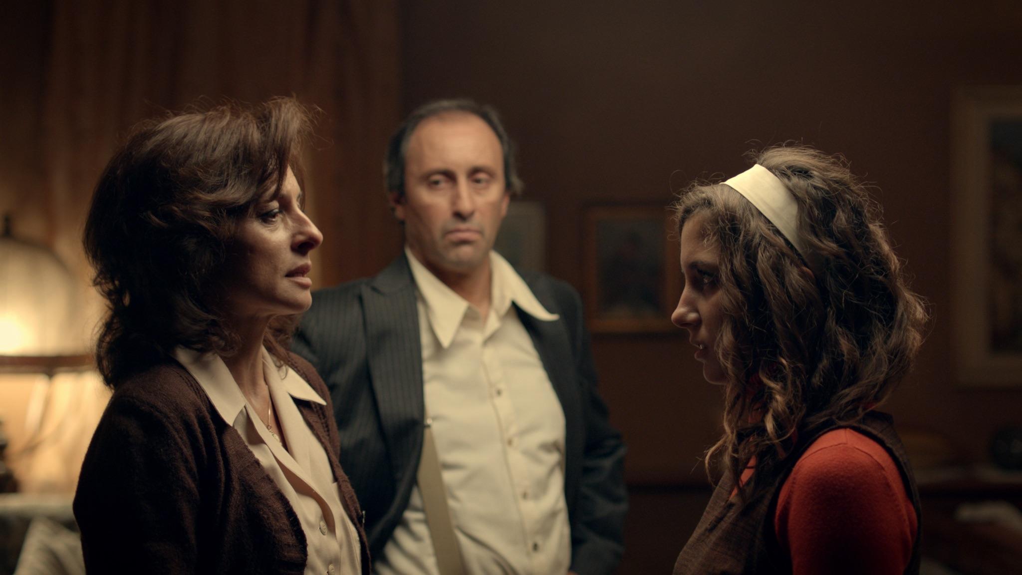 Tullio Sorrentino, Lidia Vitale, and Blu Yoshimi in Actus Reus (2017)
