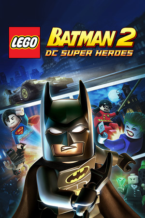 Lego Batman 2 Dc Super Heroes Video Game 2012 Imdb