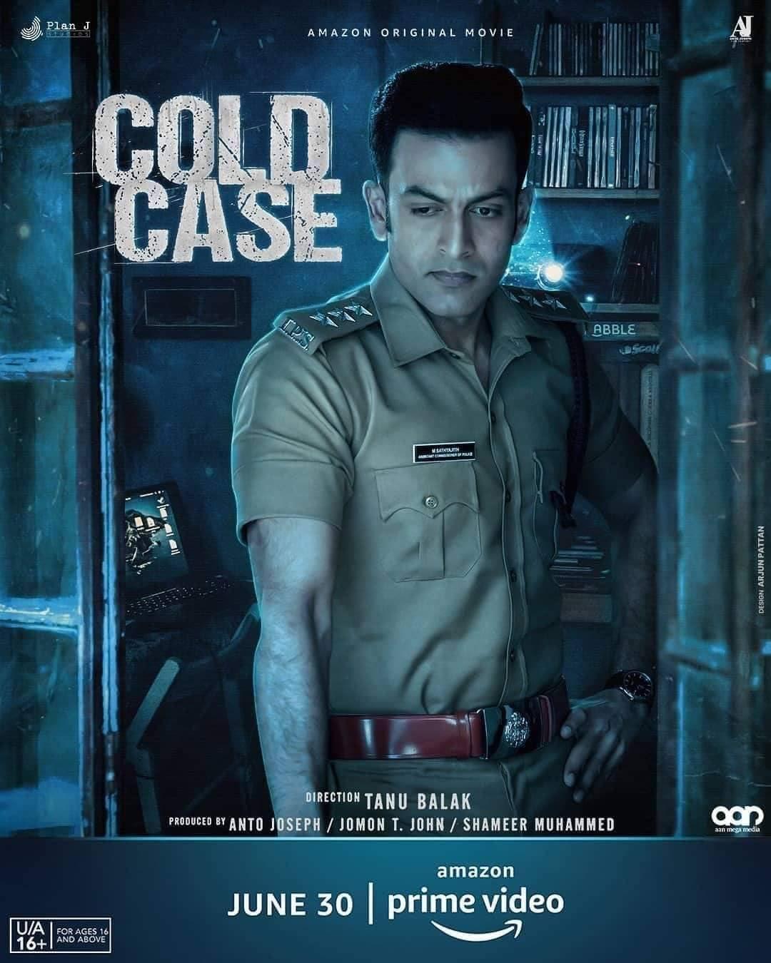 Cold Case (2021) Hindi Dubbed