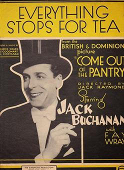 Jack Buchanan in Come Out of the Pantry (1935)