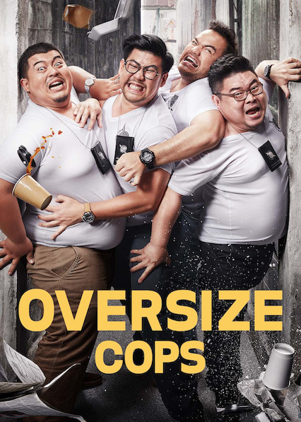 Oversize Cops (2017) Thai WEB-DL - 480P | 720P - x264 - 250MB | 650MB - Download & Watch Online With Subtitle Movie Poster - mlsbd
