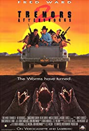 Tremors II: Aftershocks Poster