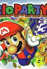 Mario Party Poster