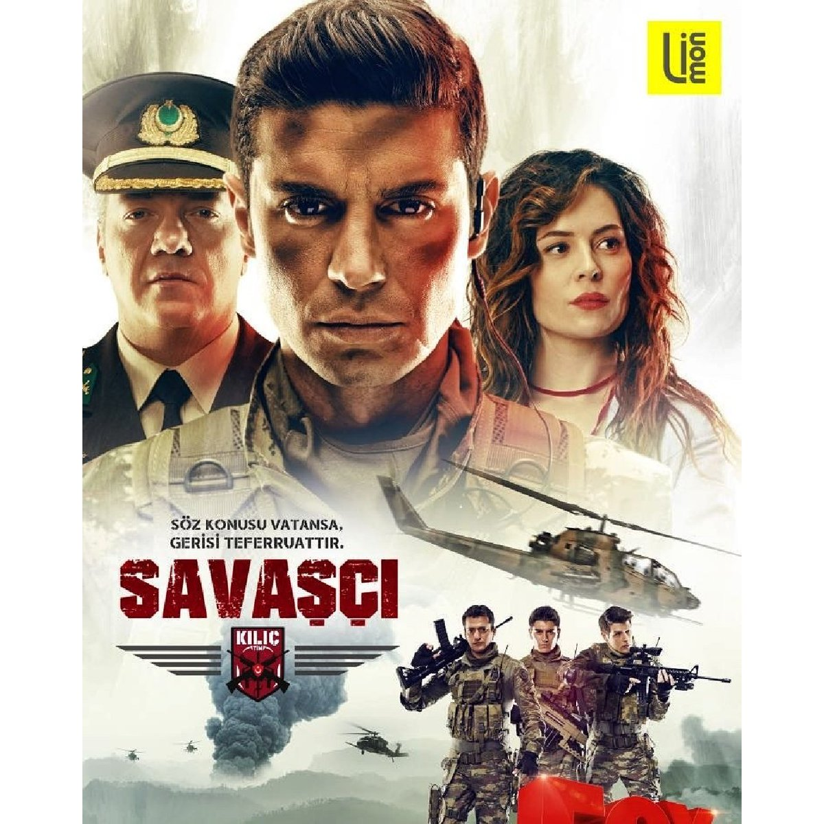 Savasci (Warrior) (TV Series 2017– ) - IMDb