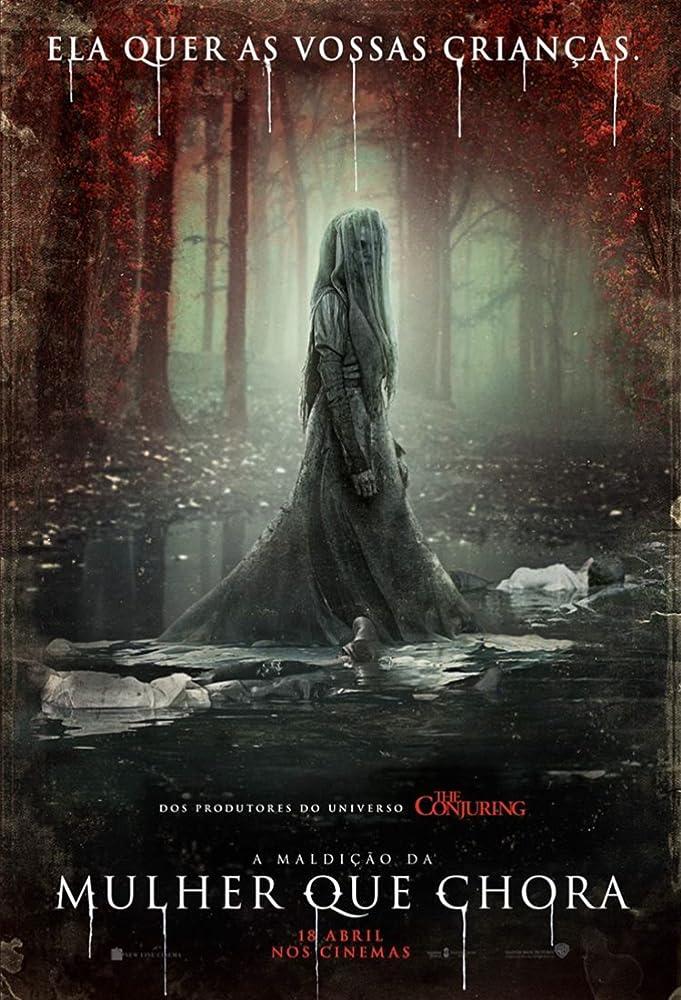 فيلم The Curse of La Llorona مترجم