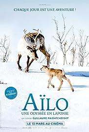Aïlo: Une odyssée en Laponie Poster