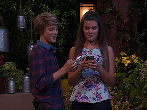 Jace Norman and Maeve Tomalty in Henry Danger (2014)
