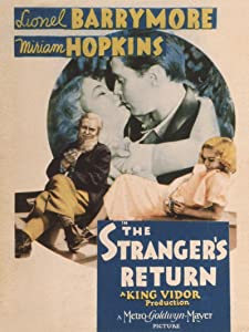Legal movie watching The Stranger's Return [mts]