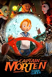 Captain Morten and the Spider Queen Poster