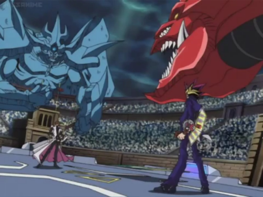Yu Gi Oh Clash In The Coliseum Part 3 Tv Episode 2004 Imdb