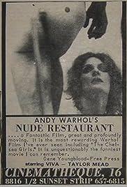 The Nude Restaurant(1967) Poster - Movie Forum, Cast, Reviews