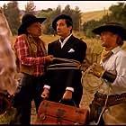 Frederic Golchan, Jack Nance, and Tracey Walter in Les Français vus par (1988)