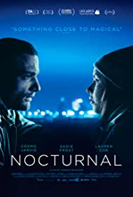 Lauren Coe and Cosmo Jarvis in Nocturnal (2019)