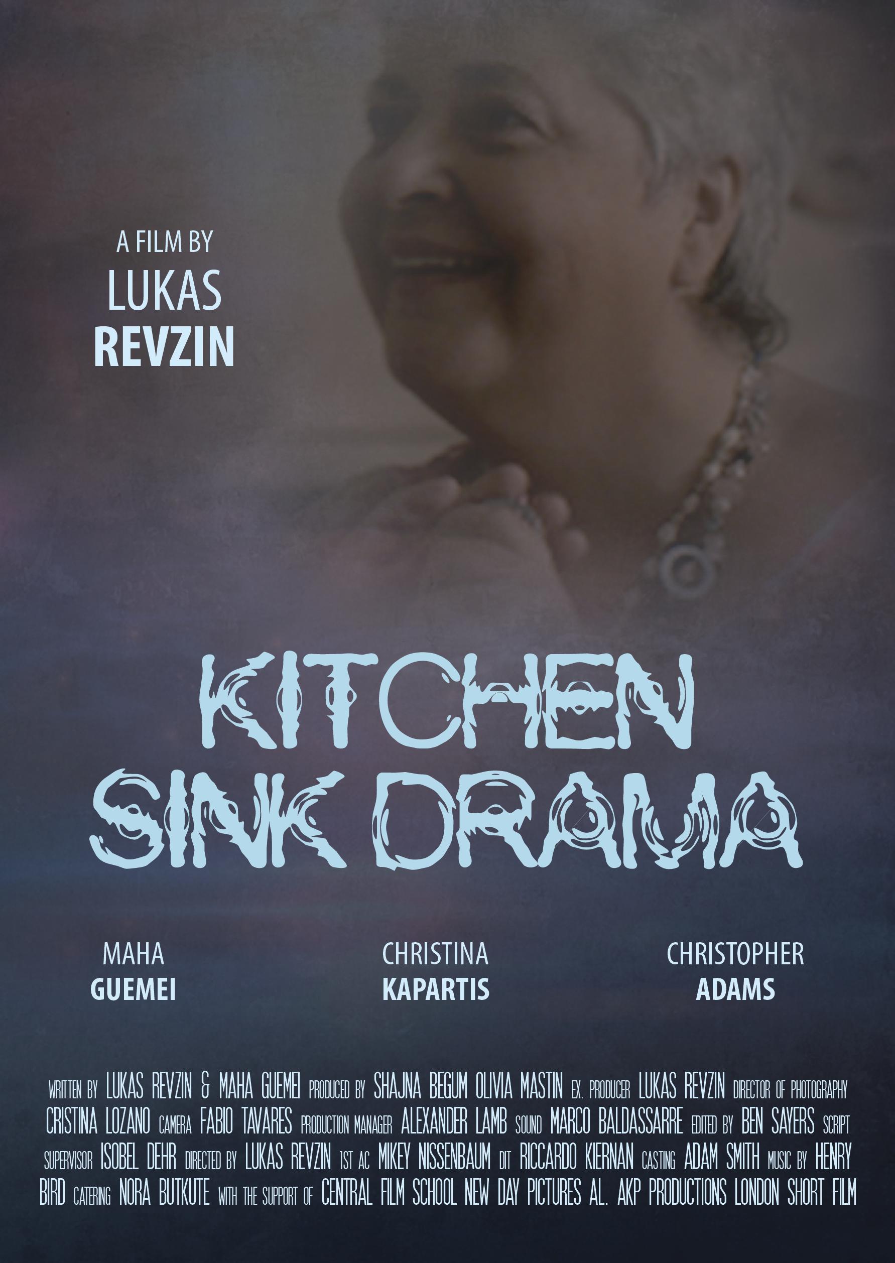 Kitchen Sink Drama (2016) - IMDb