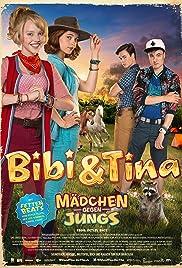 Bibi & Tina: Mädchen gegen Jungs Poster