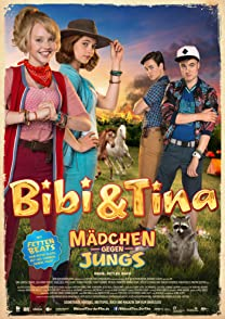Bibi & Tina Girls Versus Boysบีบี้และทีน่า ทีมสาวซ่าปะทะแก๊งหนุ่มแสบ