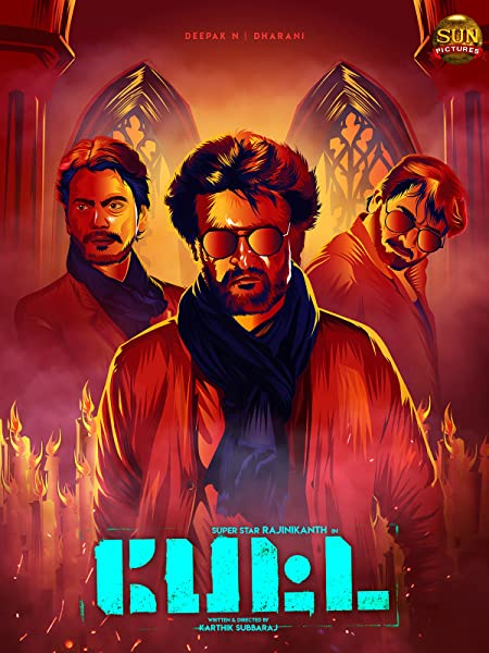 Petta (2020) Hindi 720p ORG WEB-HDRip x265 AAC 1GB