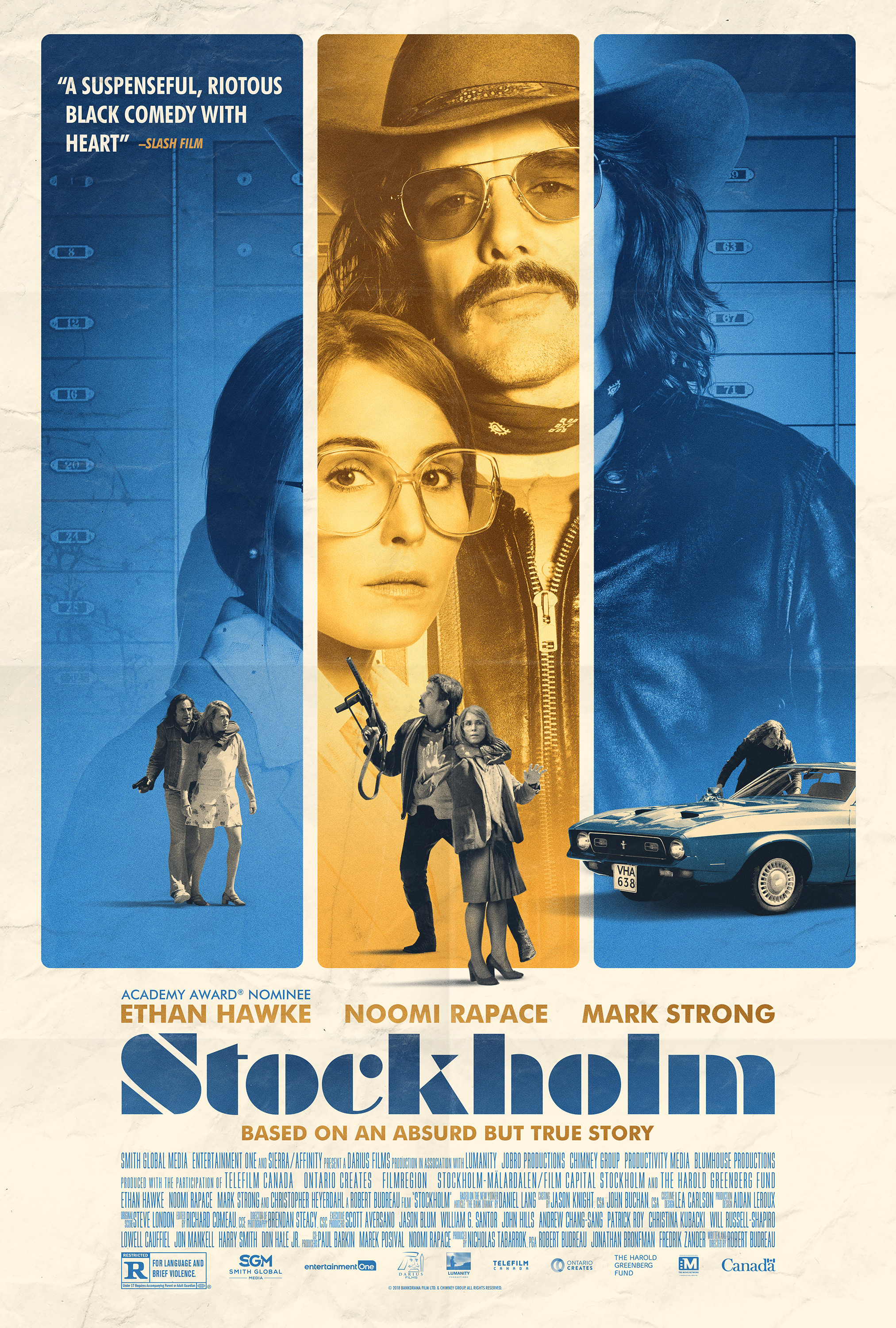 Image result for Stockholm movie 2018 poster